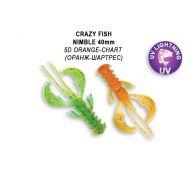 """Купить Приманка Crazy Fish Nimble 1.6"""" 49-40-5d-6 (плавающая) в Минске, Беларуси! Топовая цена, скидки, доставка. Rybalkashop.by"""
