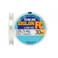 Купить Флюорокарбон Sunline SIG-FC 30м 0.31 мм / 6,1 kg. в Минске, Беларуси! Топовая цена, скидки, доставка. Rybalkashop.by