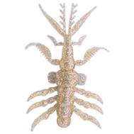 """Купить Силиконовая приманка Bait Breath Skeleton Shrimp 2.7"""", цвет - S874 в Минске, Беларуси! Топовая цена, скидки, доставка. Rybalkashop.by"""