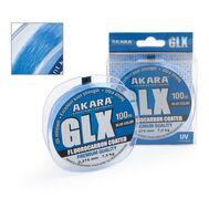 Купить Леска Akara GLX Premium Blue 100 м в Минске, Беларуси! Топовая цена, скидки, доставка. Rybalkashop.by